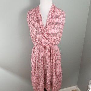 Collective Concepts Gabriel Tie Waist Dress sz XL